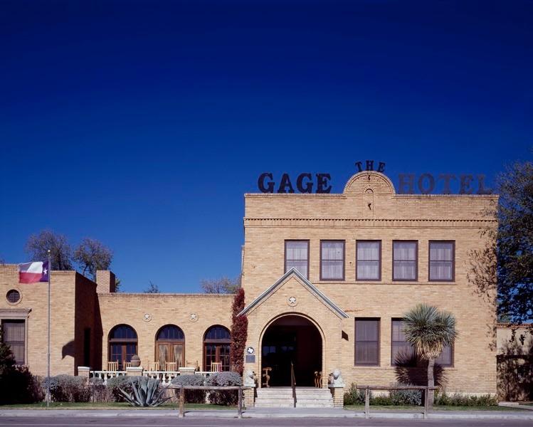 The Gage Hotel, Marathon Texas