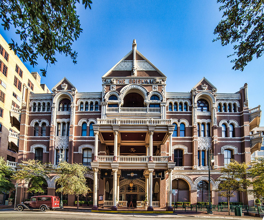 Driskill Hotel, Austin Texas