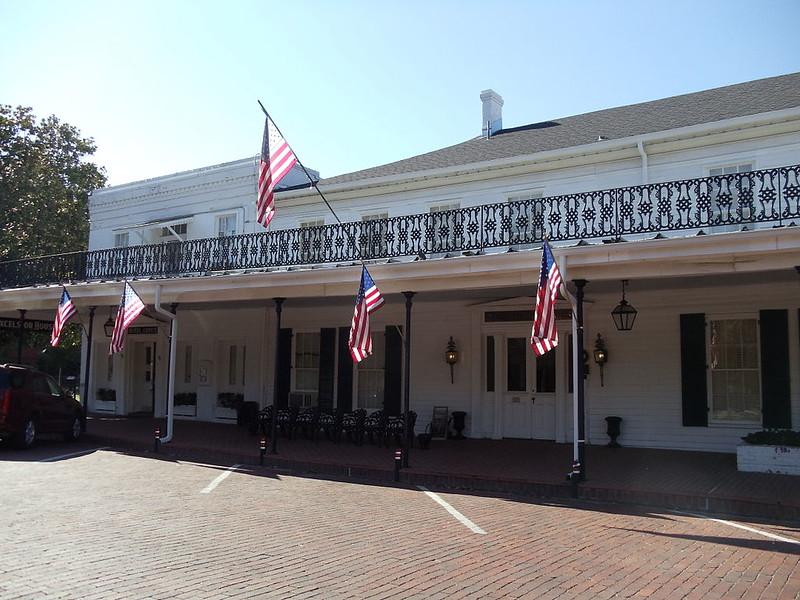 The ExcelsiorHotel, Jefferson Texas