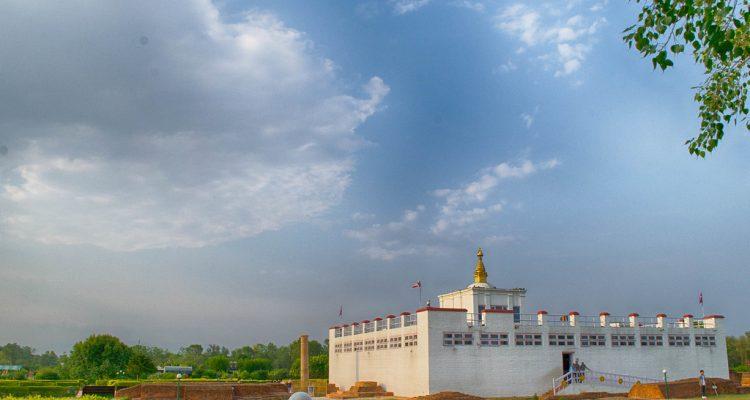 Lumbini Nepal, birthplace of Buddha