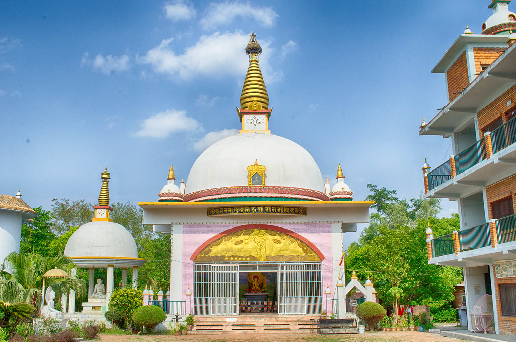 Lumbini Nepal, birthplace of Buddha