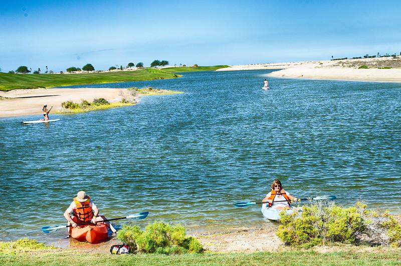 Laguna Del Mar Kayak and Paddleboards