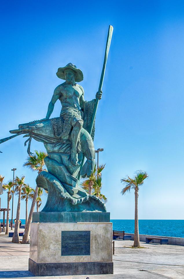 Puerto Penasco Statue