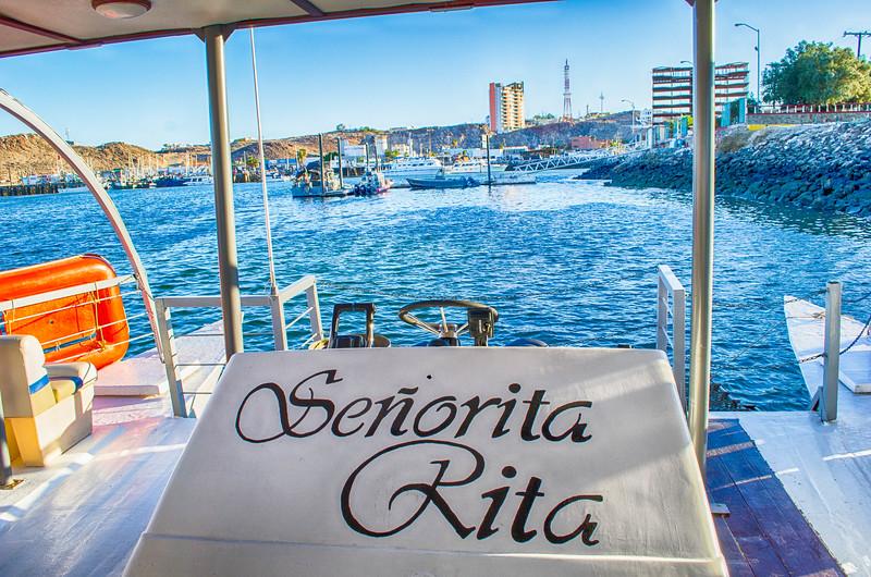 Senorita Rita Sunset Cruise