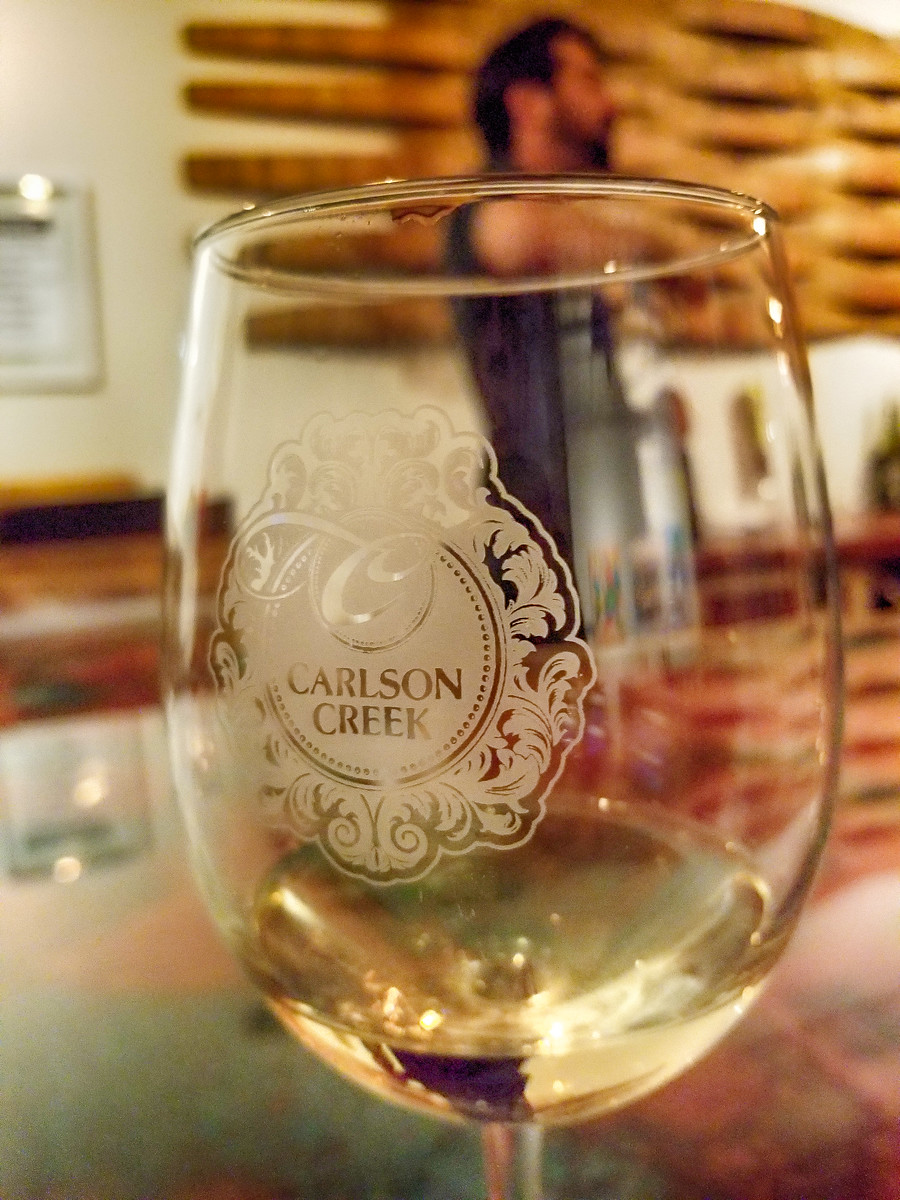 Carlson Creek Tasting Room