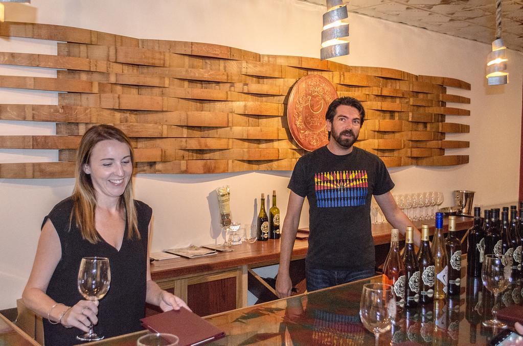 Carlson Creek Winery Tasting Room