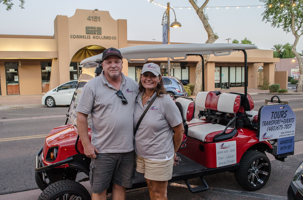 Joy Rides Scottsdale Arizona