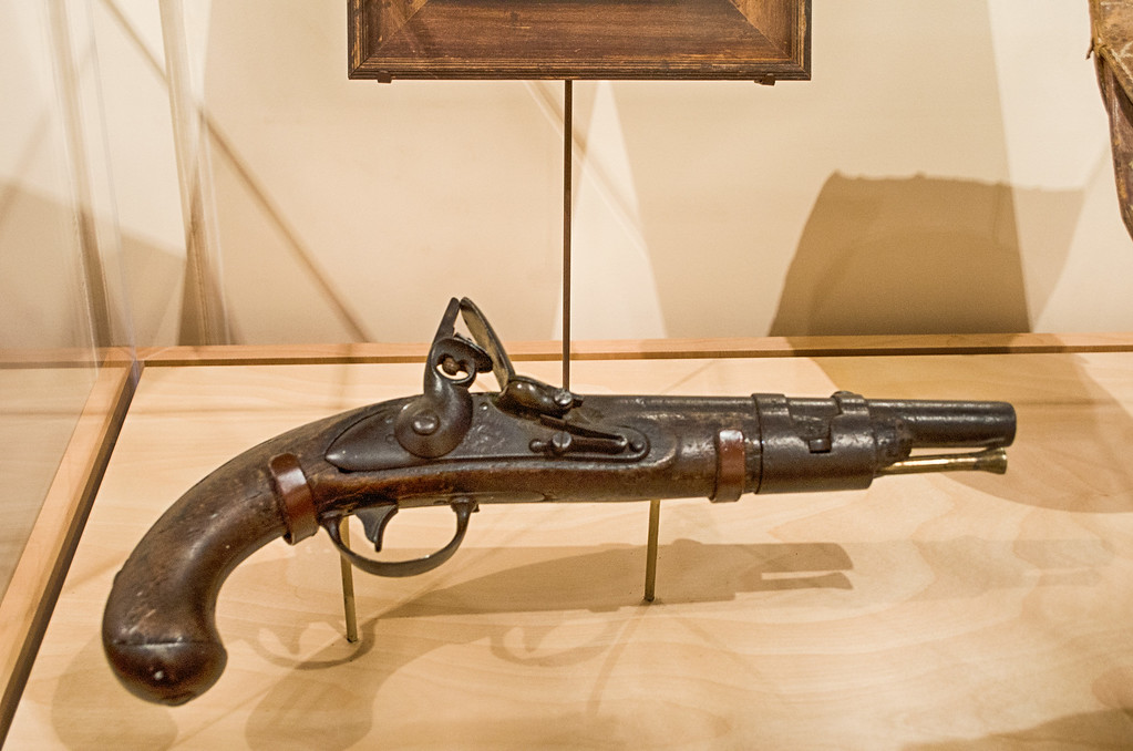 Kit Carson,Flintlock, Old West, Museum of the West, Scottsdale Arizona