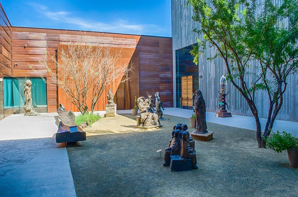 Garden Museum of the West, Western Spirit Museum Scottsdale Arizona