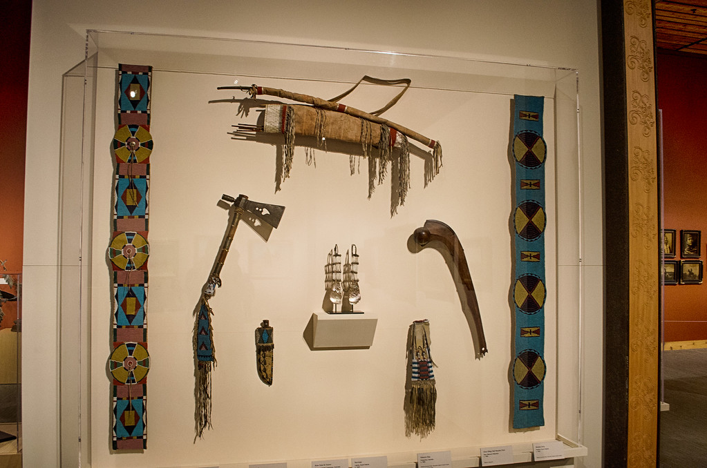 Indian Artifacts, Old West, Museum of the West, Scottsdale Arizona
