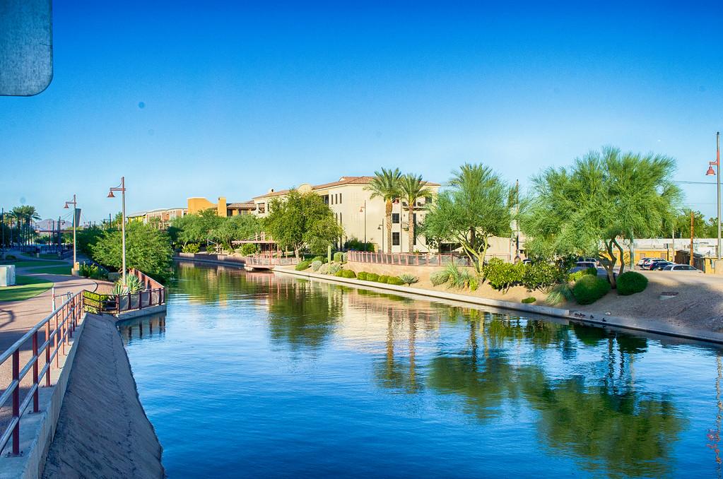 Scottsdale Arizona Canals