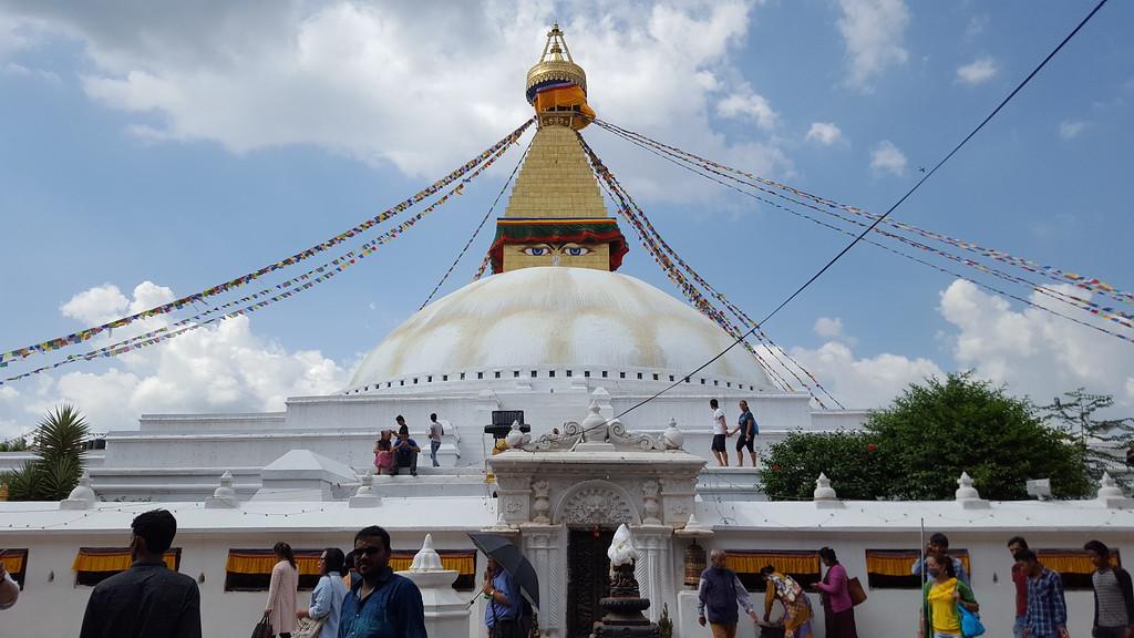 Bauddhanath Temple