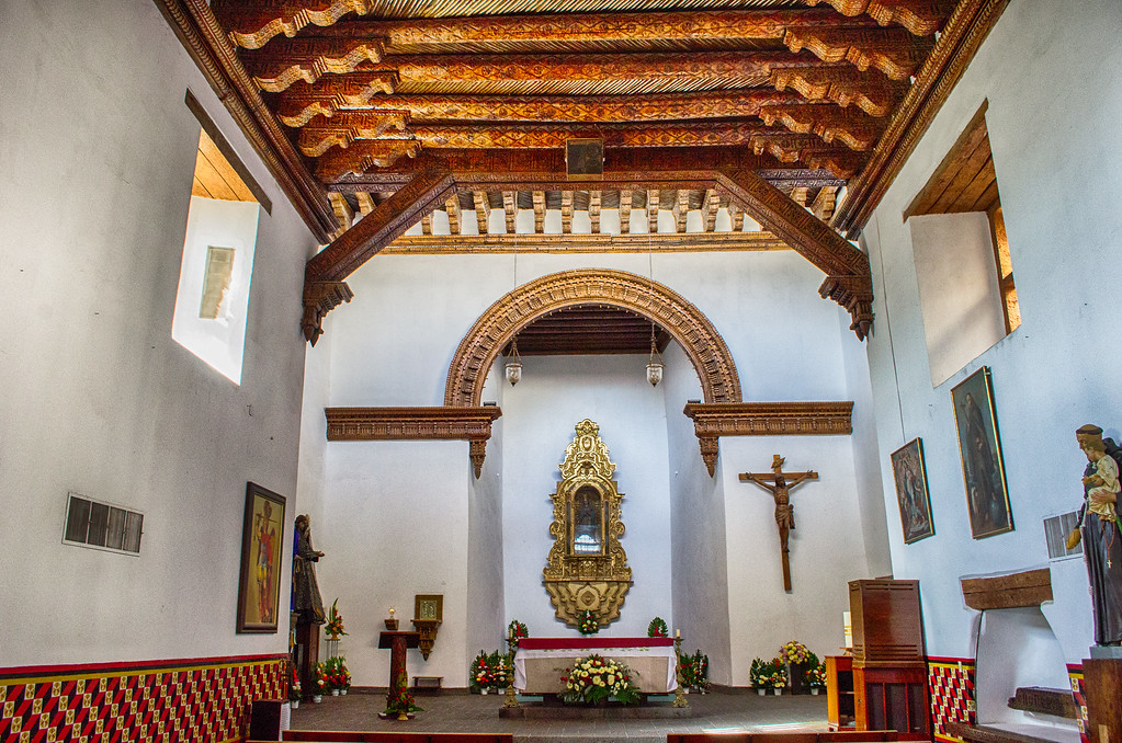 Our Lady of Guadalupe Mission, Juarez, Mexico