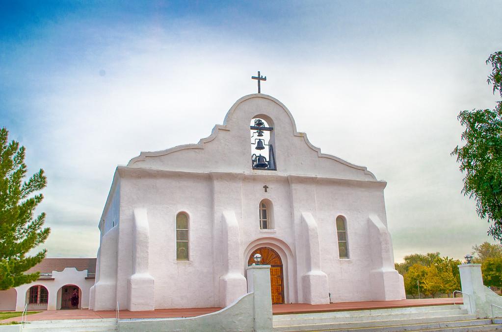 San Elizario Chapel