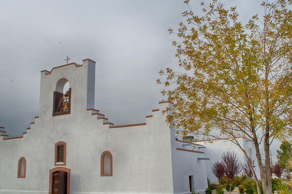 Socorro Mission, El Paso Texas