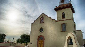 Exploring The El Paso Mission Trail