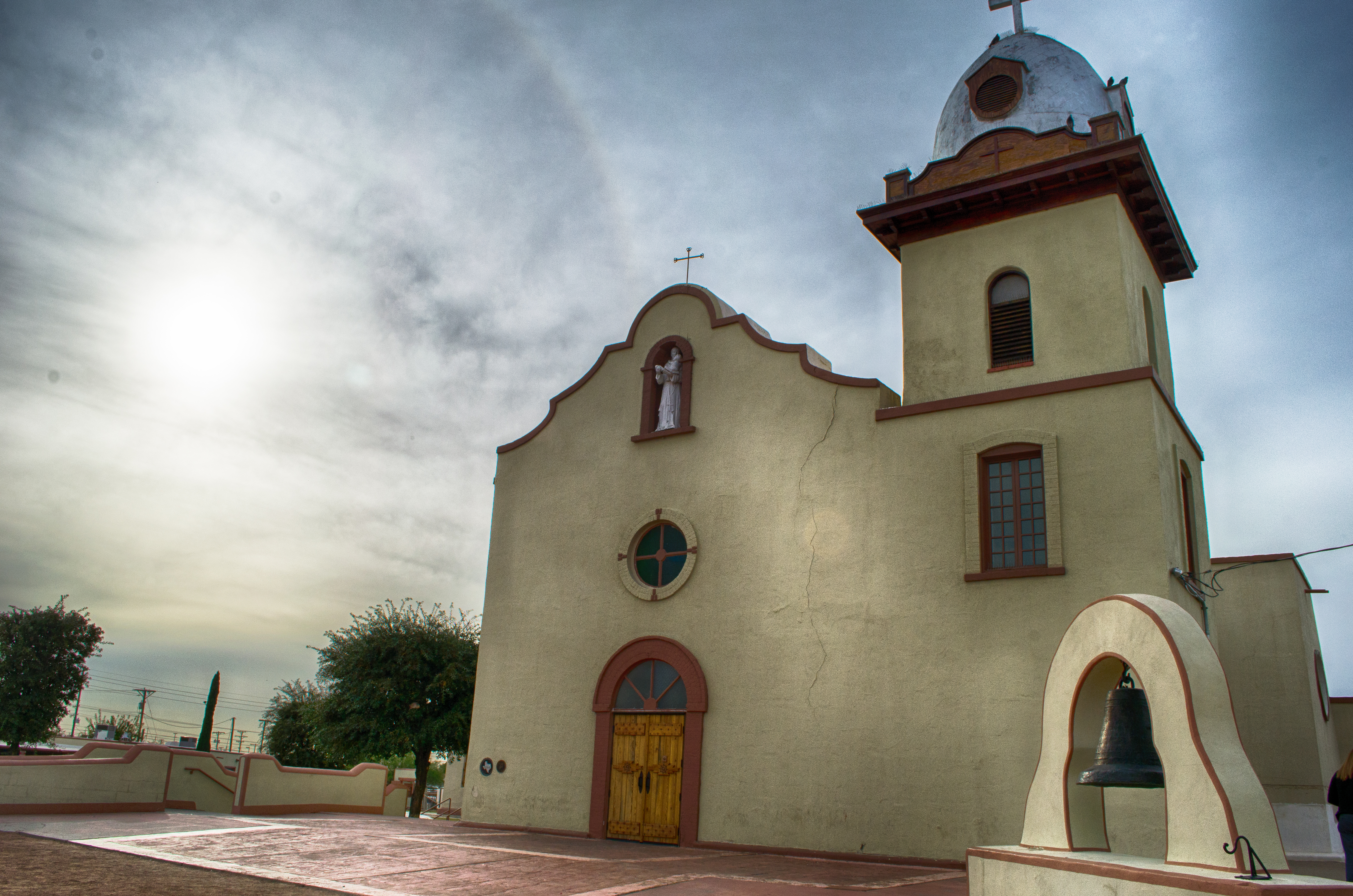 Exploring The El Paso Mission Trail