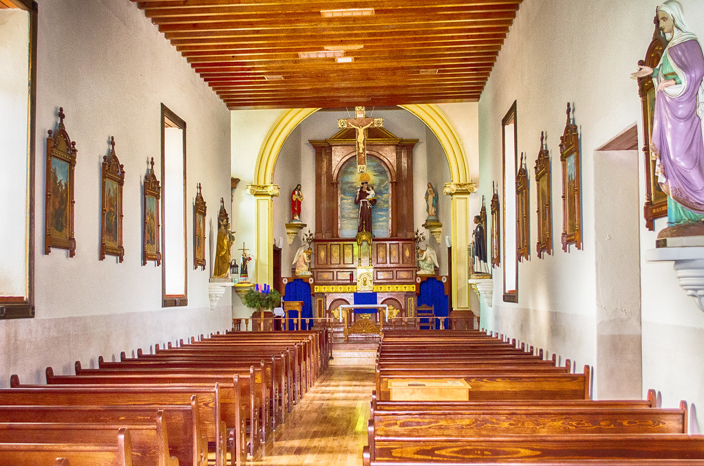 Ysleta Mission, El Paso Texas
