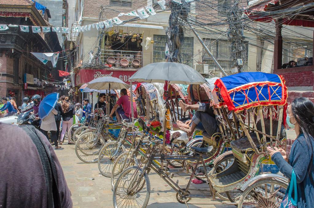 Kathmandu Taxis