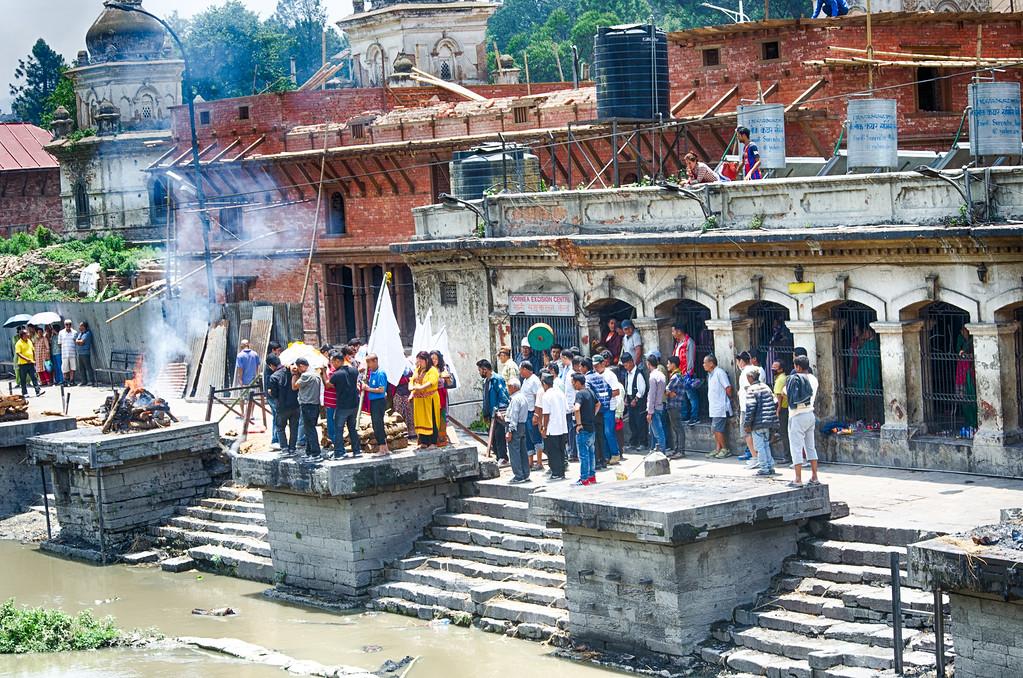Cremation Temple, Kathmandu Nepal