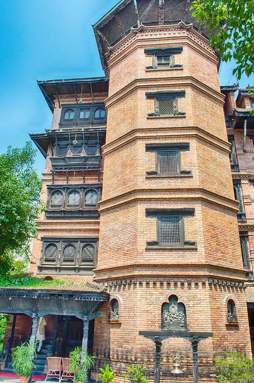 Kantipur Temple House, Kathmandu Nepal