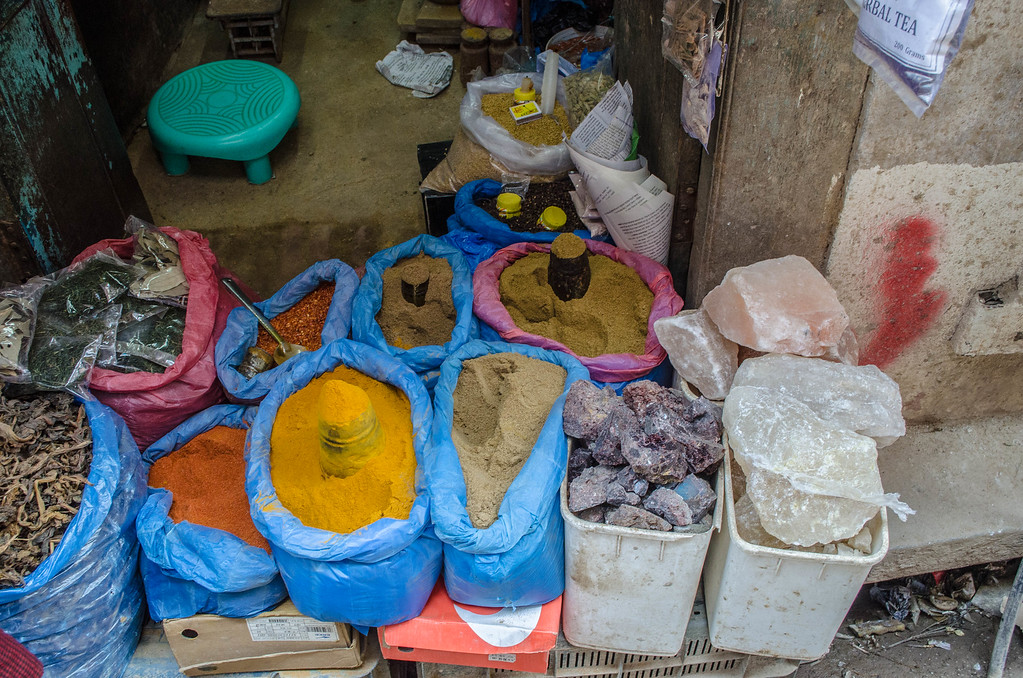Spice Shop Kathmandu Nepal