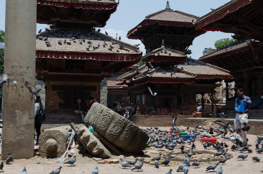 Durbar Square Temple, Kathmandu Nepal