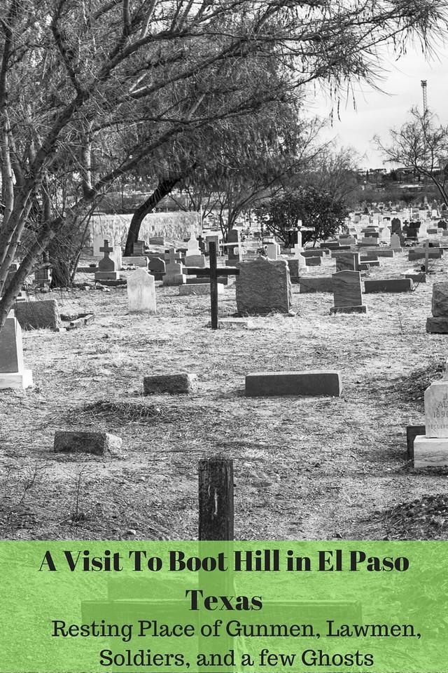 Concordia Cemetery, Boot Hill El Paso Texas