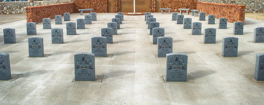 Buffalo Soldiers Concordia Cemetery El Paso Texas