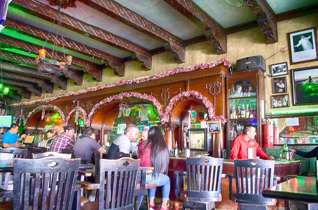 World Famous Kentucky Club Bar and Grill Juarez, Mexico