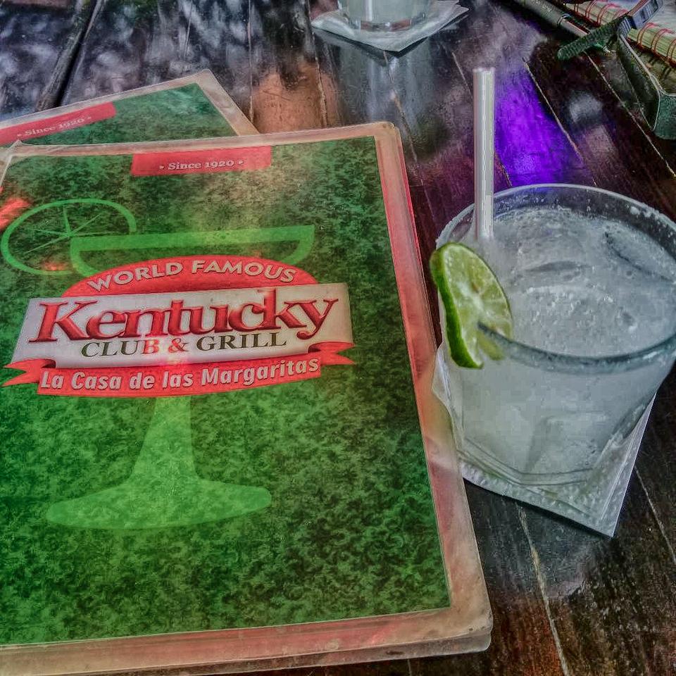 Kentucky Club Bar and Grill Juarez Mexico