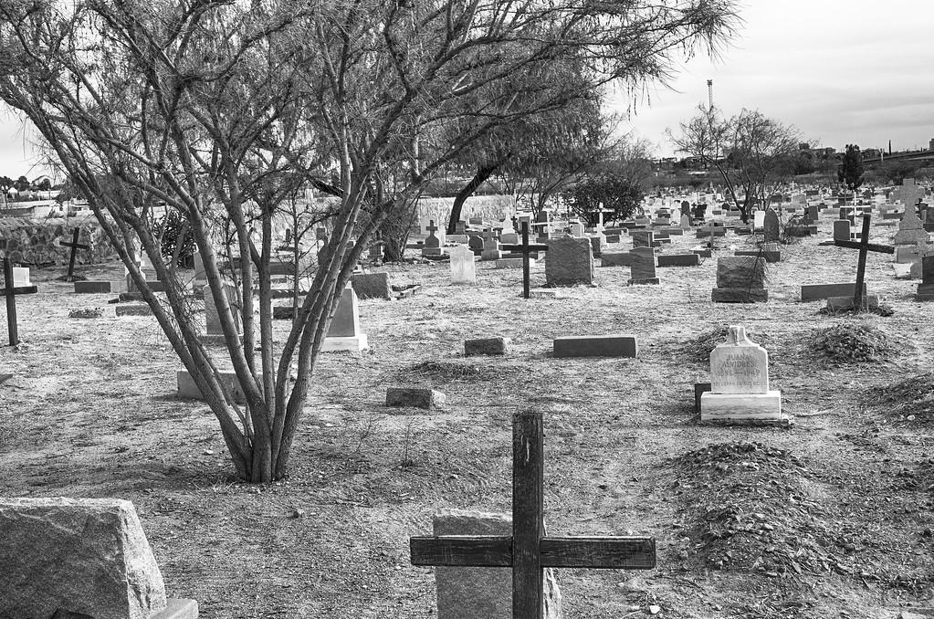 Concordia Cemetery El Paso Texas