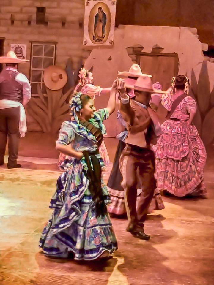 Mexican Dance Juarez Mexico