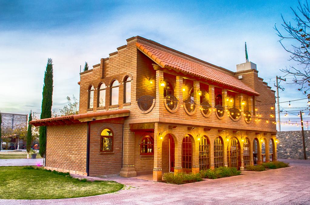 Hacienda Flor Nogal, Juarez Mexico