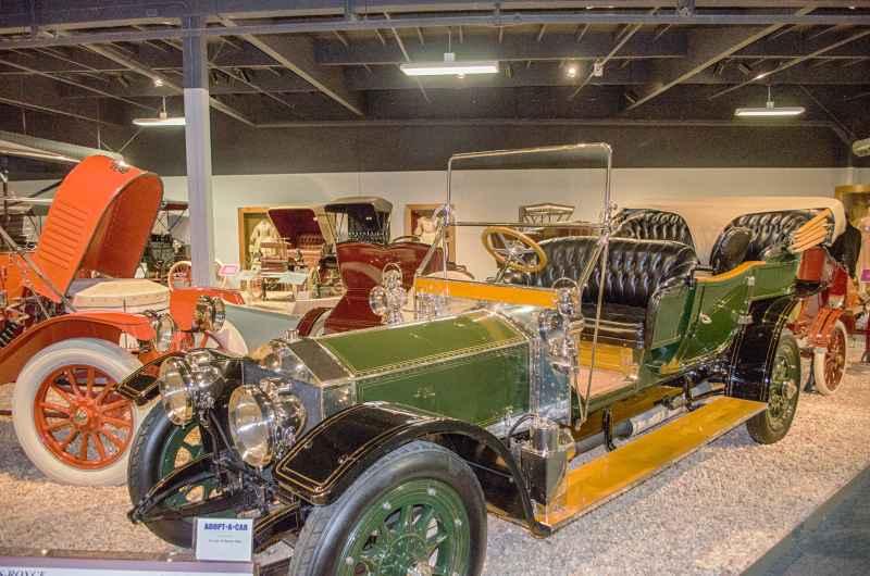 1910 Rolls Royce