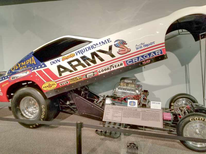 Don Prudhomme Army Funny Car