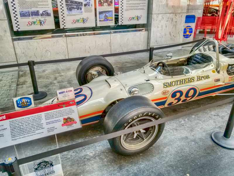Ford Lotus Indy Car