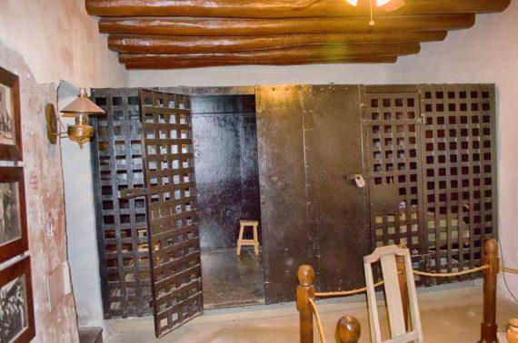 San Elizario Jail