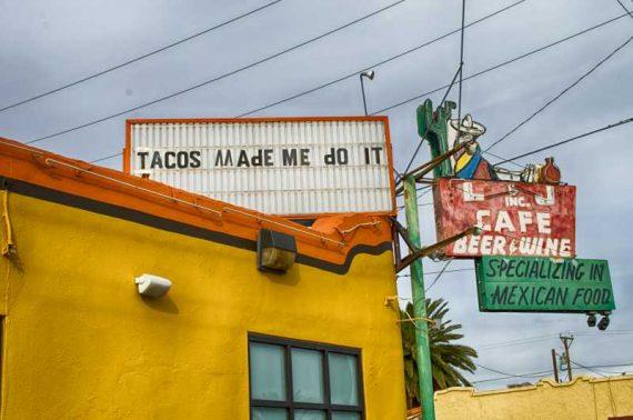 L&J Cafe El Paso Texas