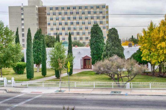 McGoffin House El paso Texas