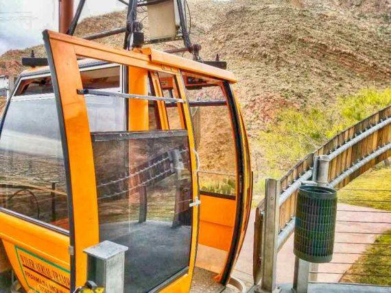 Wyler Aerial Tram El Paso Texas