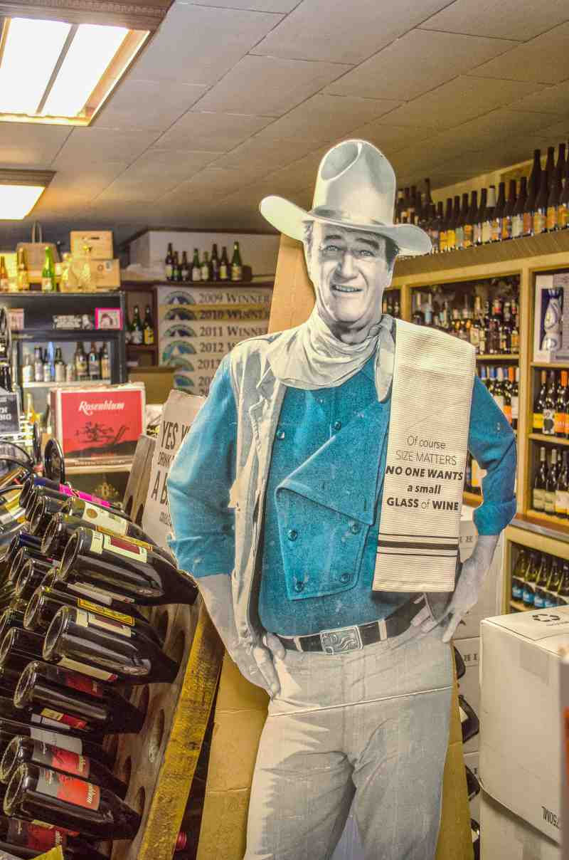 Battle Born Wines John Wayne