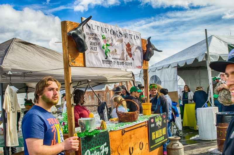 Rocky Mountain Oyster Festival Virginia City Nevada