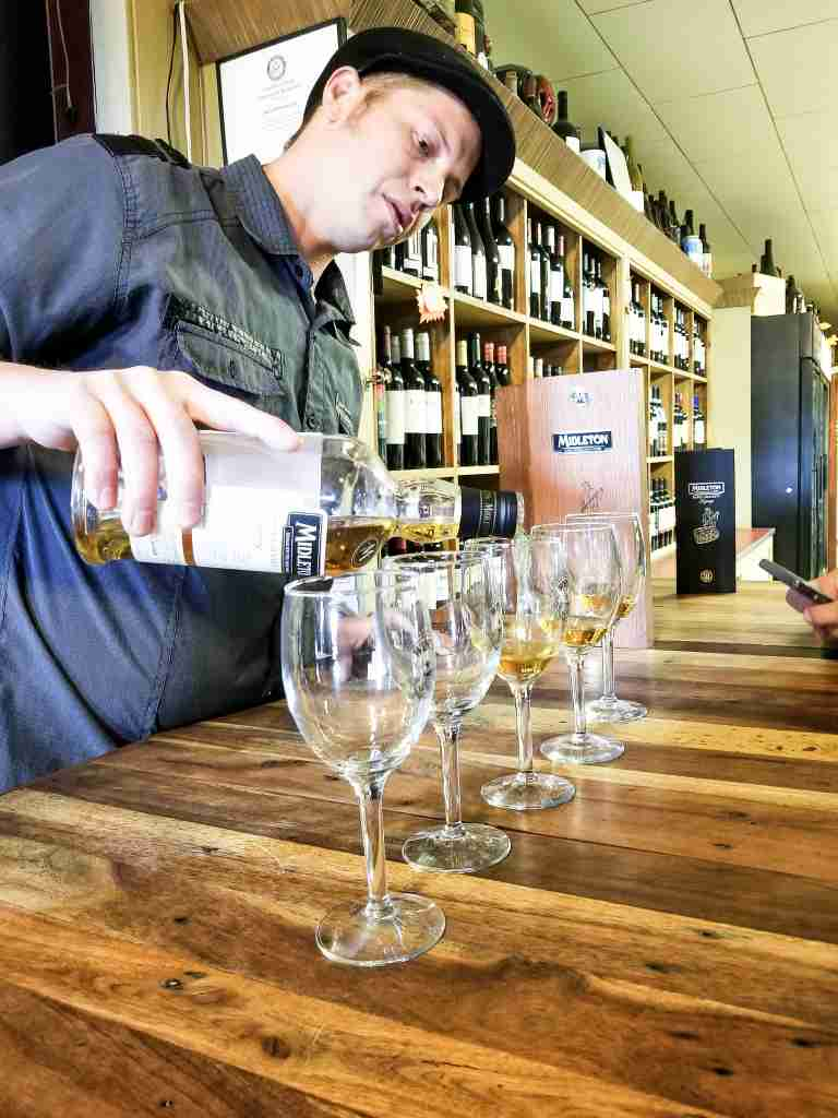 Battle Born Wines Whisky Tasting