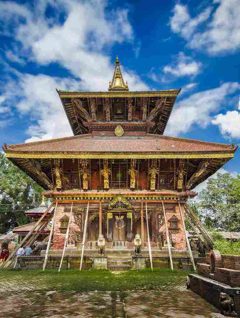 Changunarayan Temple of Nepal
