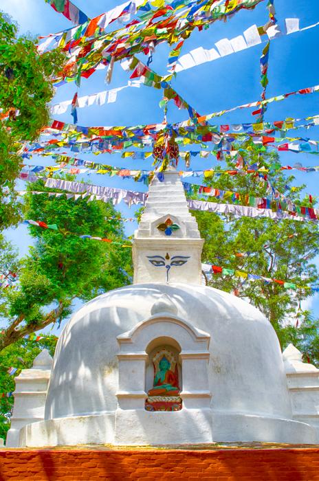Swaymbhunath Stupa Kathmandu Nepal