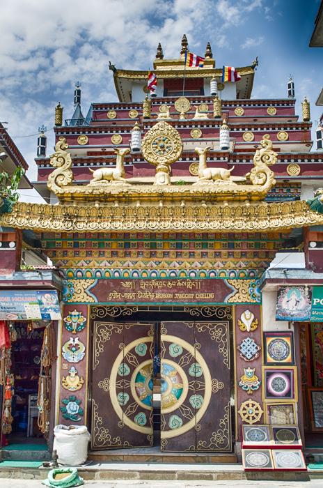 Temple Doors Kathmandu Durbar Square
