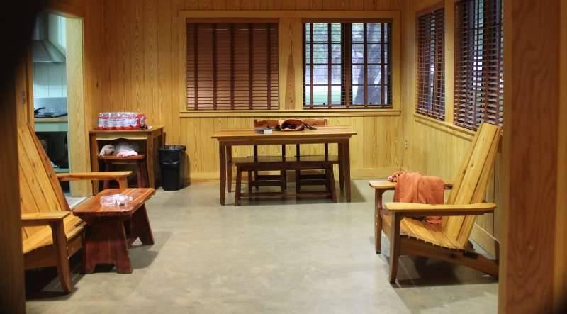 Garner State Park Cabin