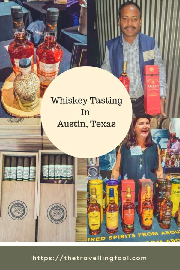 Whiskey Tasting in Austin