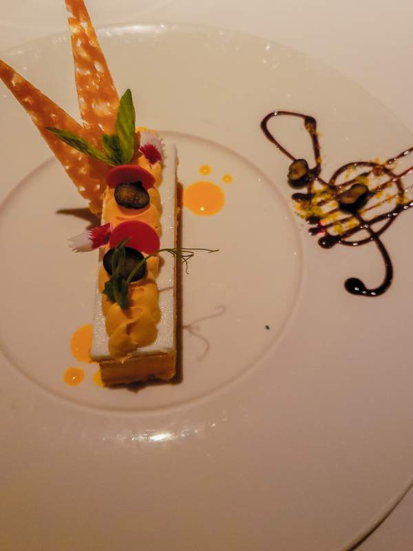 dessert at Grand Velas Riviera Maya Playa Del Carmen Mexico